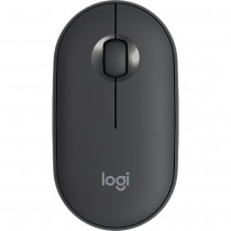 LOGITECH Mouse Wireless M350 Pebble Bluetooth® or 2.4 GHz USB