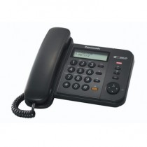 Panasonic KX-TS560EX1B Black Phone Call Identifier