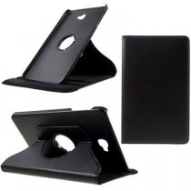 "Samsung TAB A T580 10.1"" Leather Cover Black"