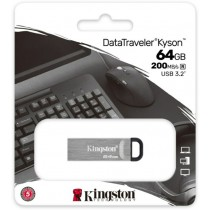 Kingston USB stick, 64 GB USB 3.2 Gen 1 DataTraveler