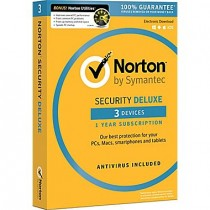 Norton Security Deluxe 3-User