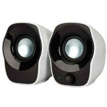 Logitech Z120 Stereo Speakers White