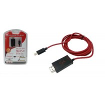 MHL Micro USB to HDMI HDTV Adaptor Cable