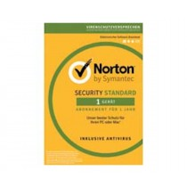 Norton Symantec Security Standard 3.0 Full version, 1 license Windows, Mac OS Security