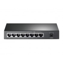 8-Port Gigabit Desktop Switch with 4-Port PoE TL-SG1008P