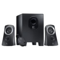 Logitech Z313 2.1 Black Speakers