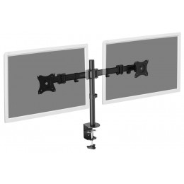 """Digitus Universal Dual Stand with Clamping Assembly 27"""" 2x 8KG max"""